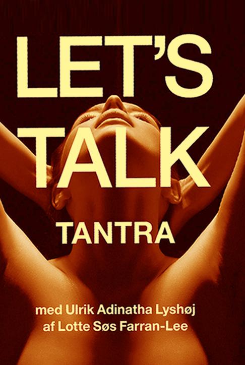 let's talk tantra - ny bog